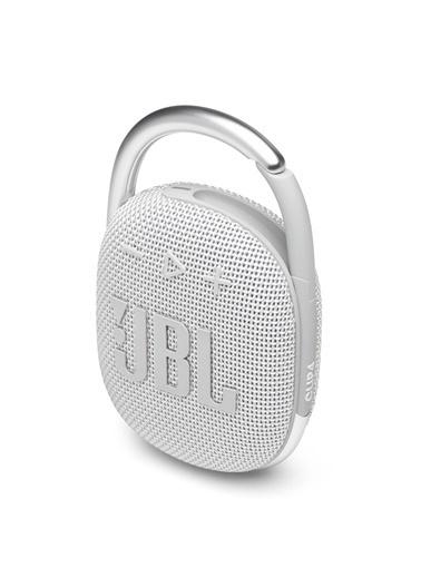 JBL JBL Clip 4 Beyaz Taşınabilir Bluetooth Hoparlör Beyaz